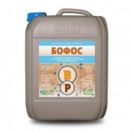 Бофос -Органо-Минеральное удобрение для Кукурузы и Зерновых