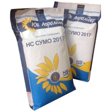 Семена подсолнечника Нс Сумо 2017 - Цена за 1 мешок