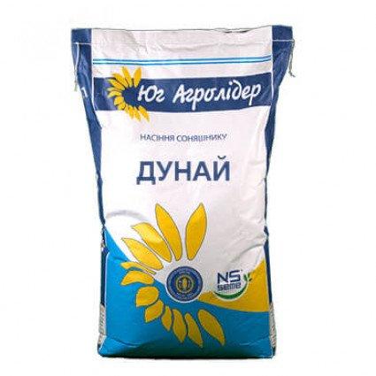 Семена Подсолнечника Дунай - Цена за 1 мешок