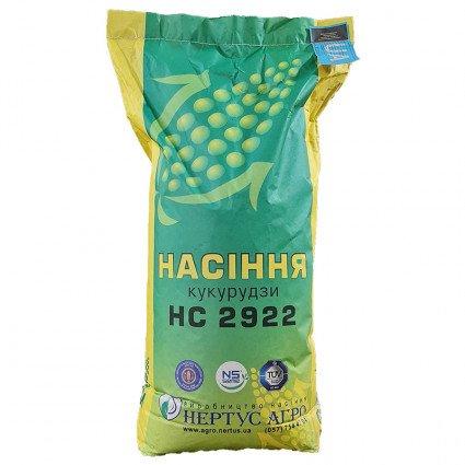 Кукуруза НС 2922 Нертус - Цена за 1 мешок