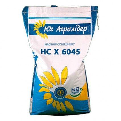 Семена Подсолнечника НС-Х-6045 - Цена за 1 мешок