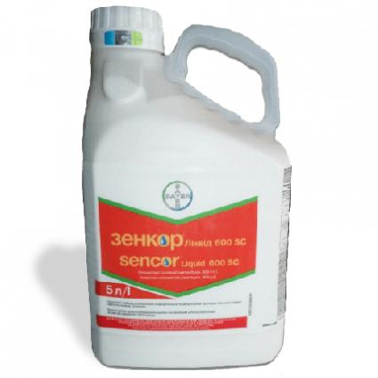Зенкор Ликвид - гербицид, 5 л, Bayer (Байер), Германия