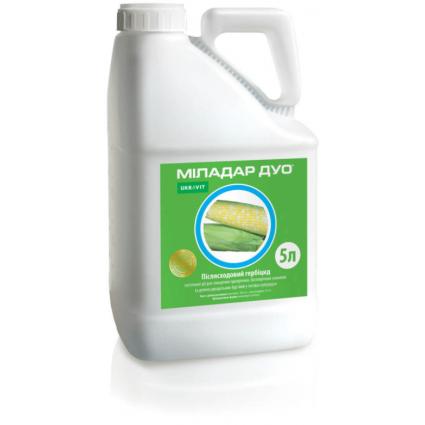 Миладар Дуо - гербицид для кукурудзы - Цена за 5 л